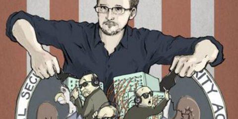 Datagate: parte la campagna per la grazia a Snowden