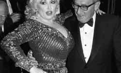 Henry Kissinger e Dolly Parton