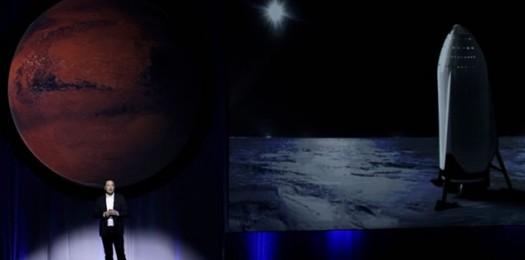 Elon Musk International Astronautical Congress 2016