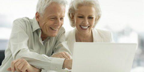 Gli over 55 online? Sempre più numerosi ma poco attenti alla sicurezza