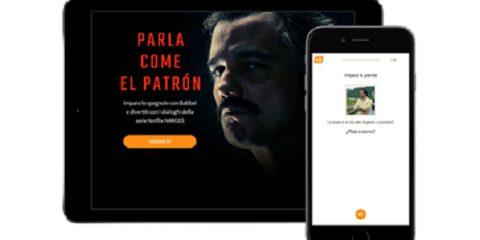 Impara le lingue con Netflix e l'app di apprendimento Babbel