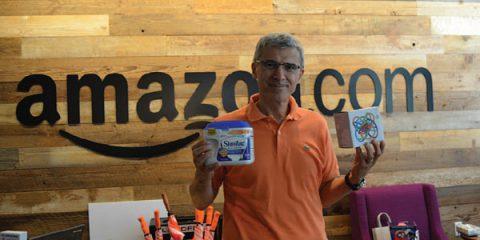 Conflitto di interessi. Huffington Post: Boccia a Piacentini: 'E' al servizio dello Stato o è un uomo di Amazon?'