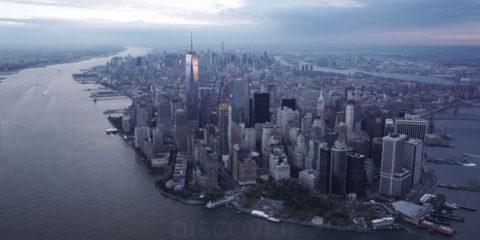 Video droni. Manhattan e la Grande Mela viste dal drone