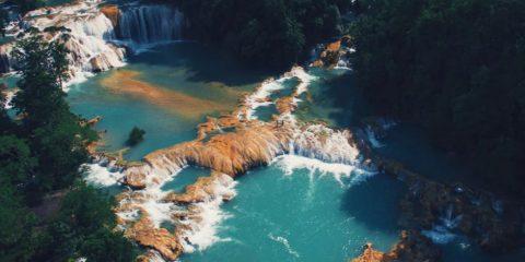 Video droni. Tra giungle, cascate e spiagge, il Messico visto dal drone