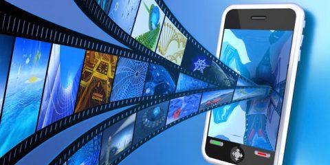 Mobile video, il traffico crescerà dell'870% nel 2021