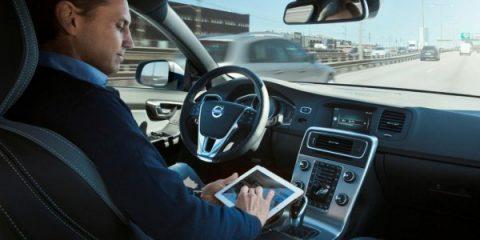 5G centrale per la sicurezza delle auto senza conducente