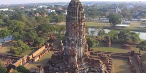 Video droni. La Thailandia vista dal drone