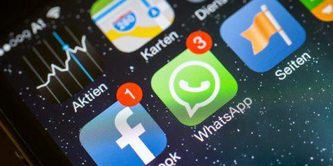 Privacy: i Garanti Ue alzano la guardia sullo scambio dati Facebook-Whatsapp