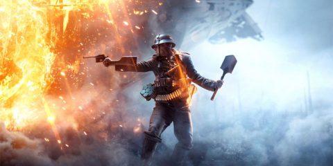Battlefield 1 debutta in classifica al primo posto