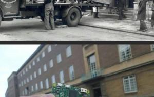 computer ieri e oggi