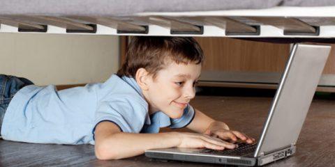 Cybersecurity: navigazione rischiosa per il 36% dei bambini italiani ma i genitori non lo sanno