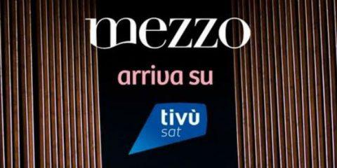 Tivùsat, la musica classica e jazz di Mezzo sbarca sul canale 49