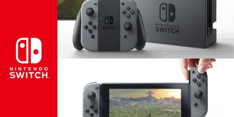 Nintendo annuncia data e ora della presentazione di Switch