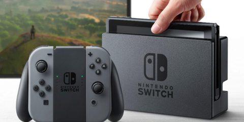 Switch è la nuova console di Nintendo (video)
