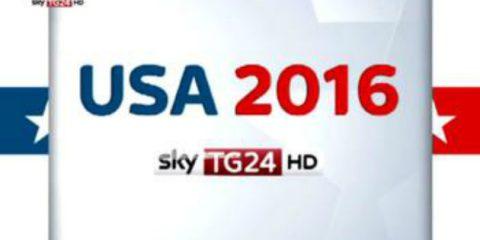 Sky TG24 HD e La Stampa raccontano le elezioni USA 2016
