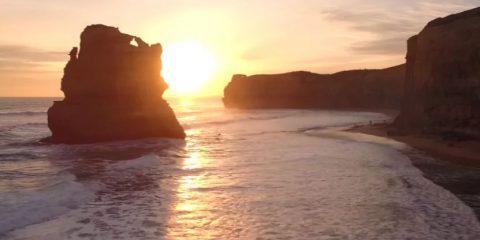 Video droni. La Sunshine Coast (Australia) vista dal drone