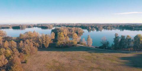Video droni. La stagione morbida: l'arrivo dell'autunno visto dal drone