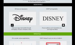 infografica: creare un logo efficace