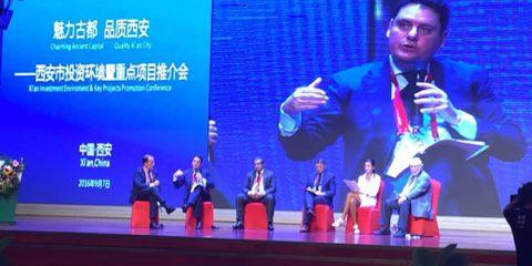 La Cina, l'Europa e la Via della Seta Digitale