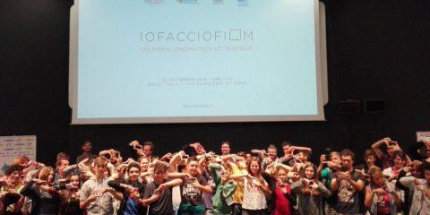 Io Faccio Film – Chi ama il cinema non lo tradisce. Le voci dei protagonisti della campagna