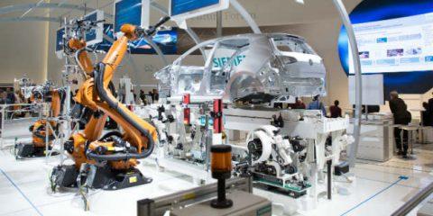 Automotive 4.0, Italia quinta in Europa per robot impiegati in produzione