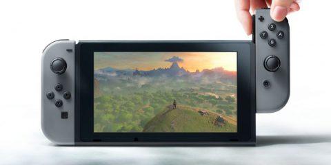 Mario e Skyrim probabili titoli di lancio di Switch