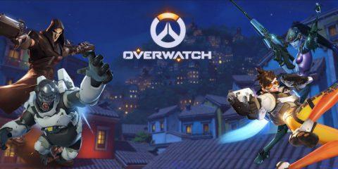 Overwatch fa razzia di premi ai Golden Joysticks