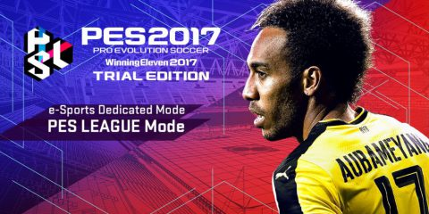 PES 2017 disponibile in free-to-play