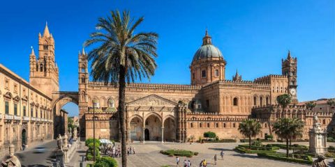 Palermo è la Capitale italiana della cultura 2018