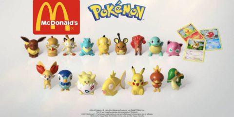 Collaborazione in vista tra Pokemon e McDonald's