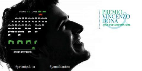 Premio Dona: la gamification protagonista il 18 novembre a Roma