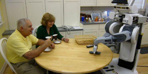 Robot, premiato l'italiano inventore della 'roboetica'