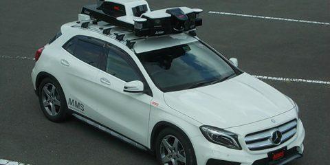 Mobile mapping in 3D per la guida autonoma, 15 case automobilistiche giapponesi per Tokyo 2020
