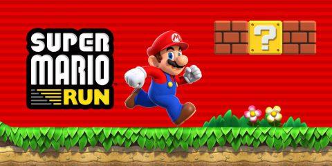 Super Mario Run alla soglia dei 40 milioni di download