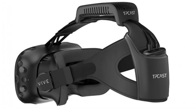 HTC Vive diventa wireless