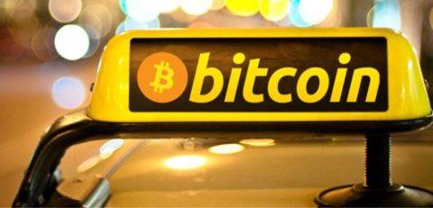 Taxi, pagamenti in Bitcoin con il 3570 a Roma