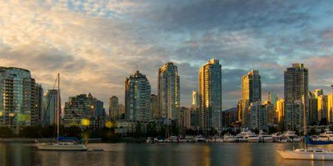 Video droni. Le più belle città del Canada viste dal drone