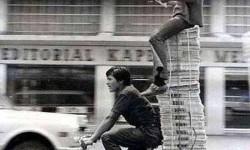 lettura in bicicletta
