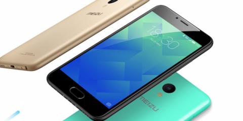 Cosa Compro. Meizu M5: smartphone low-cost con display HD e sensore di impronte