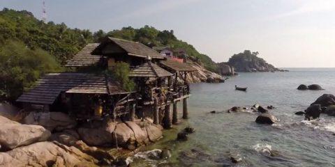 Video droni. Tailandia da incanto vista dal drone