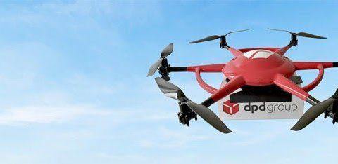 La Francia ha iniziato a consegnare la posta con i droni. E Poste Italiane? (Video)