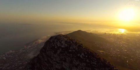 Video Droni. A sud del sud: viaggio con il drone sulla meravigliosa Città del Capo (Sudafrica)