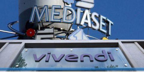 Vivendi-Mediaset, nuovo scontro a carte bollate