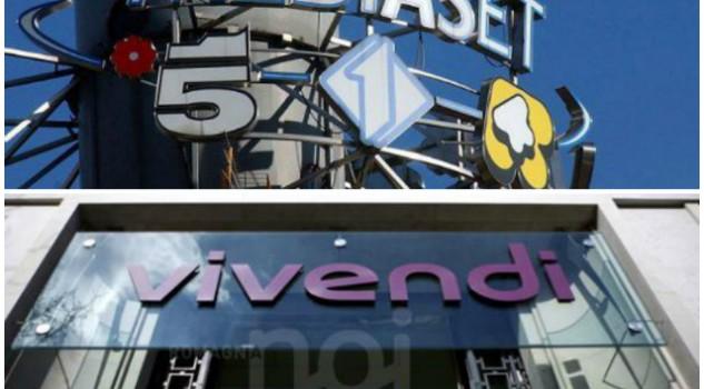 Vivendi: saliremo al 30% di Mediaset. La decisione dopo cda