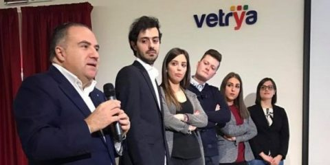 Vetrya, presentati i lavori degli studenti per le app e le piattaforme video