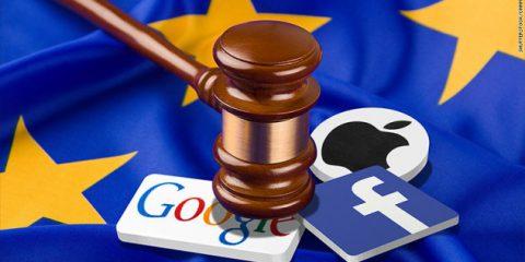 Facebook, Google, Amazon & Co: che 2017 sarà per le tech company Usa in Europa