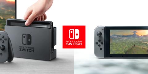 Nintendo Switch scarseggia quanto a memoria interna?