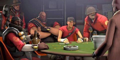 Valve chiude al gioco d'azzardo su Team Fortress 2