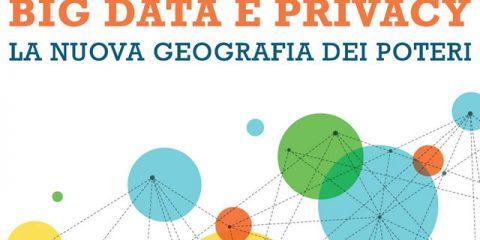 """Convegno: """"Big Data e Privacy. La nuova geografia dei poteri"""". Roma, 30 gennaio 2017"""