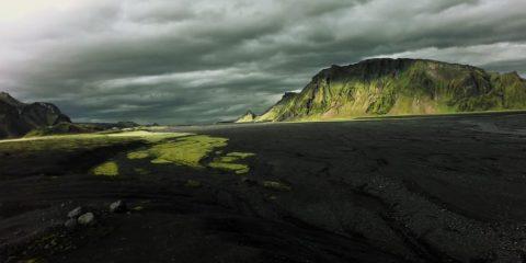 Video droni. Quando il territorio diventa poesia: l'Islanda vista dal drone